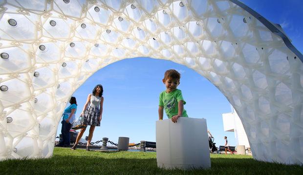 IngenuityFest amazes thousands along CLEveland's lakefront