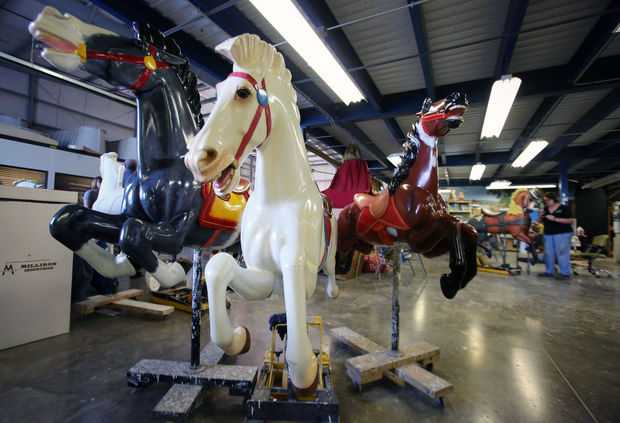 Euclid Beach Carousel coming to CLEveland